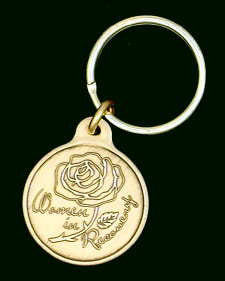 Women In Recovery Small Key Tags
