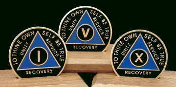 The Network 12 Rainbow Series Recovery Medallions