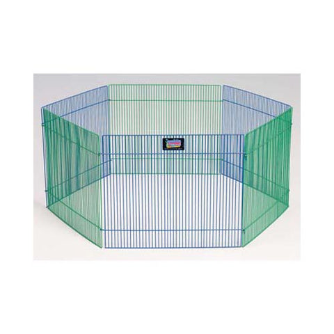 Small Pet Playpen 6 panels