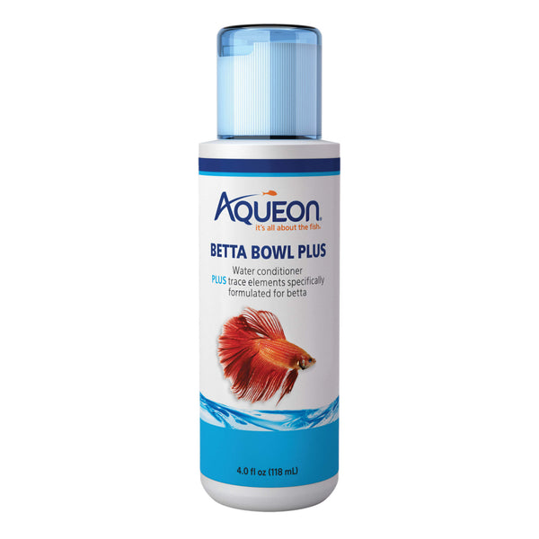 Betta Bowl Plus Water Conditioner 4 ounces