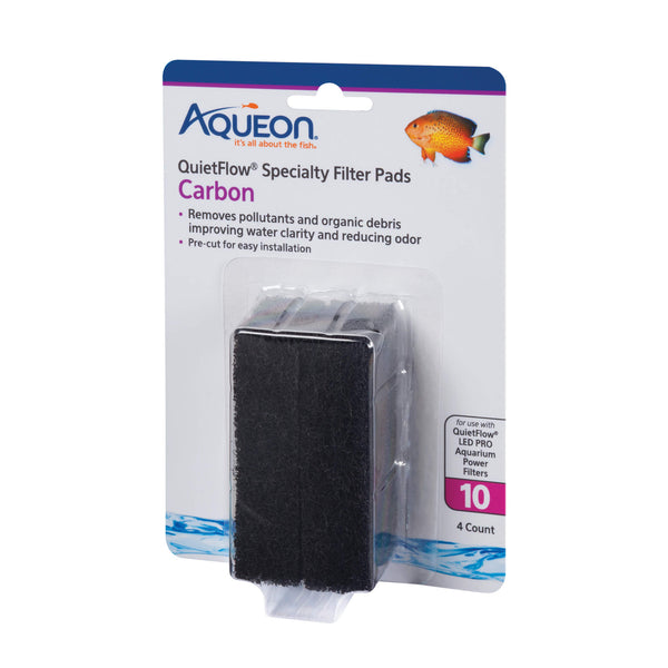 Replacement Carbon Filter Pads Size 10 4 pack