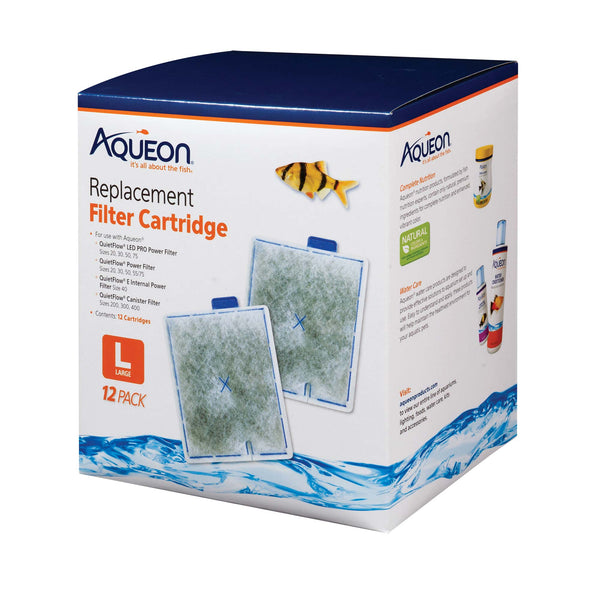 Replacement Filter Cartridges 12 pack