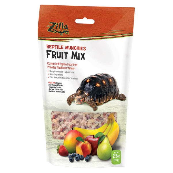 Reptile Munchies Fruit 2.5 ounces