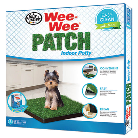 Wee-Wee Patch Indoor Potty