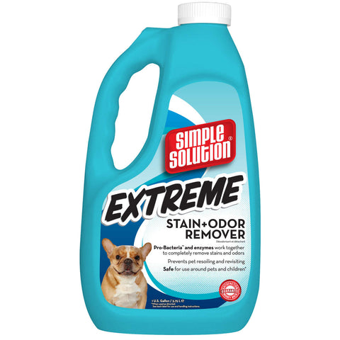 Extreme Stain and Odor Remover 1 Gallon