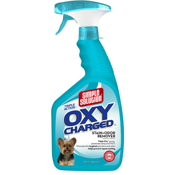Oxy Charged Stain and Odor Remover 32oz
