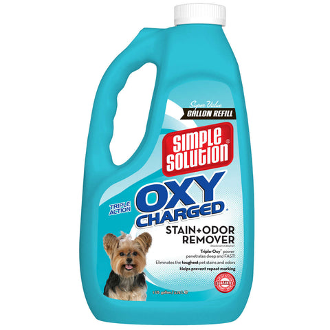 Oxy Charged Stain and Odor Remover 1 Gallon
