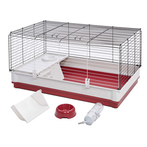 Wabbitat Deluxe Rabbit Home