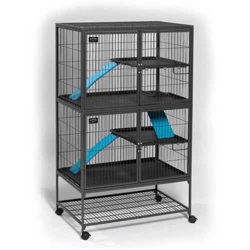Ferret Nation Double Unit Cage