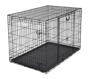 Ovation Double Door Crate with Up and Away Door