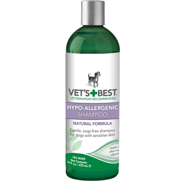 Hypo-Allergenic Dog Shampoo 16oz