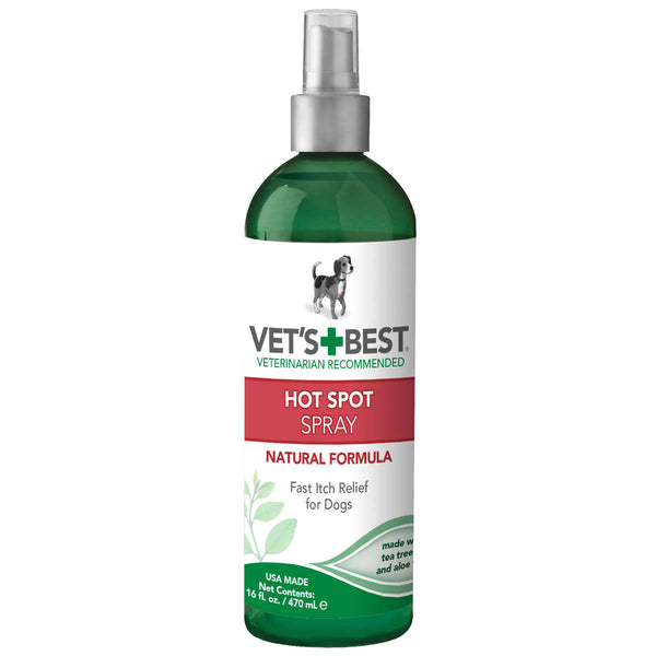 Hot Spot Dog Skin Care Spray 16oz