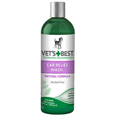 Dog Ear Relief Wash 16oz