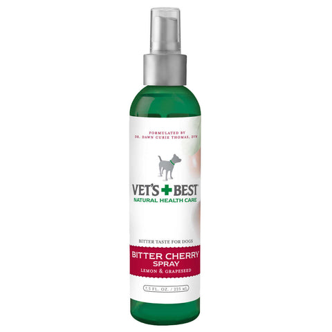 Bitter Cherry Dog Deterrent Spray 7.5oz