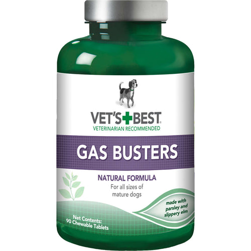 Dog Supplement Gas Busters 90 Tablets