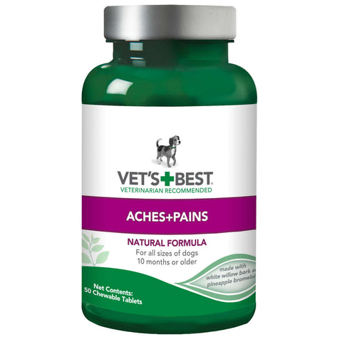 Dog Aches and Pains Supplement 50 Tablets