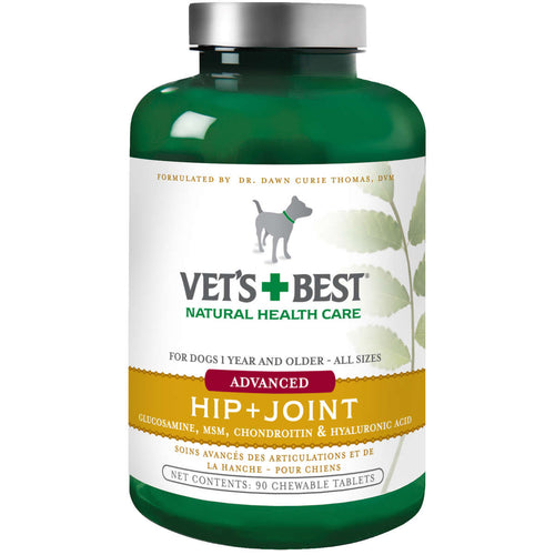 Dog Advanced Hip and Joint Supplement 90 Tablets