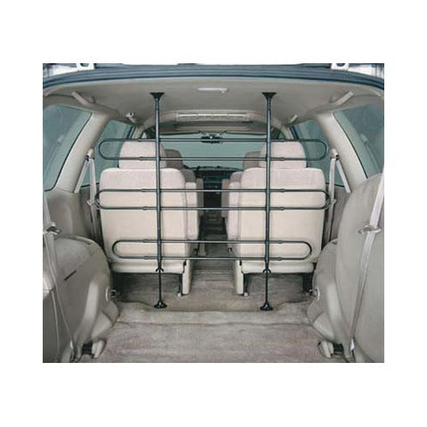 6 Bar Tubular Vehicle Barrier