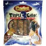 Triple Chew Treat Duck and Sweet Potato 6 pack