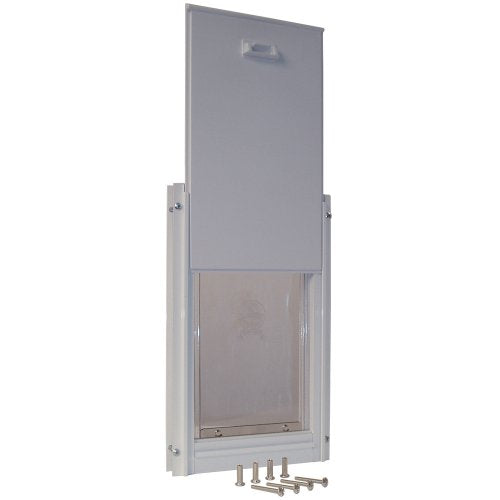 Deluxe Aluminum Pet Door