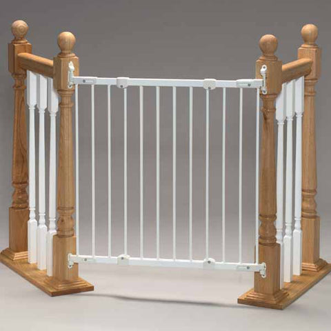 Angle Mount Safeway Wall Mounted Pet Gate