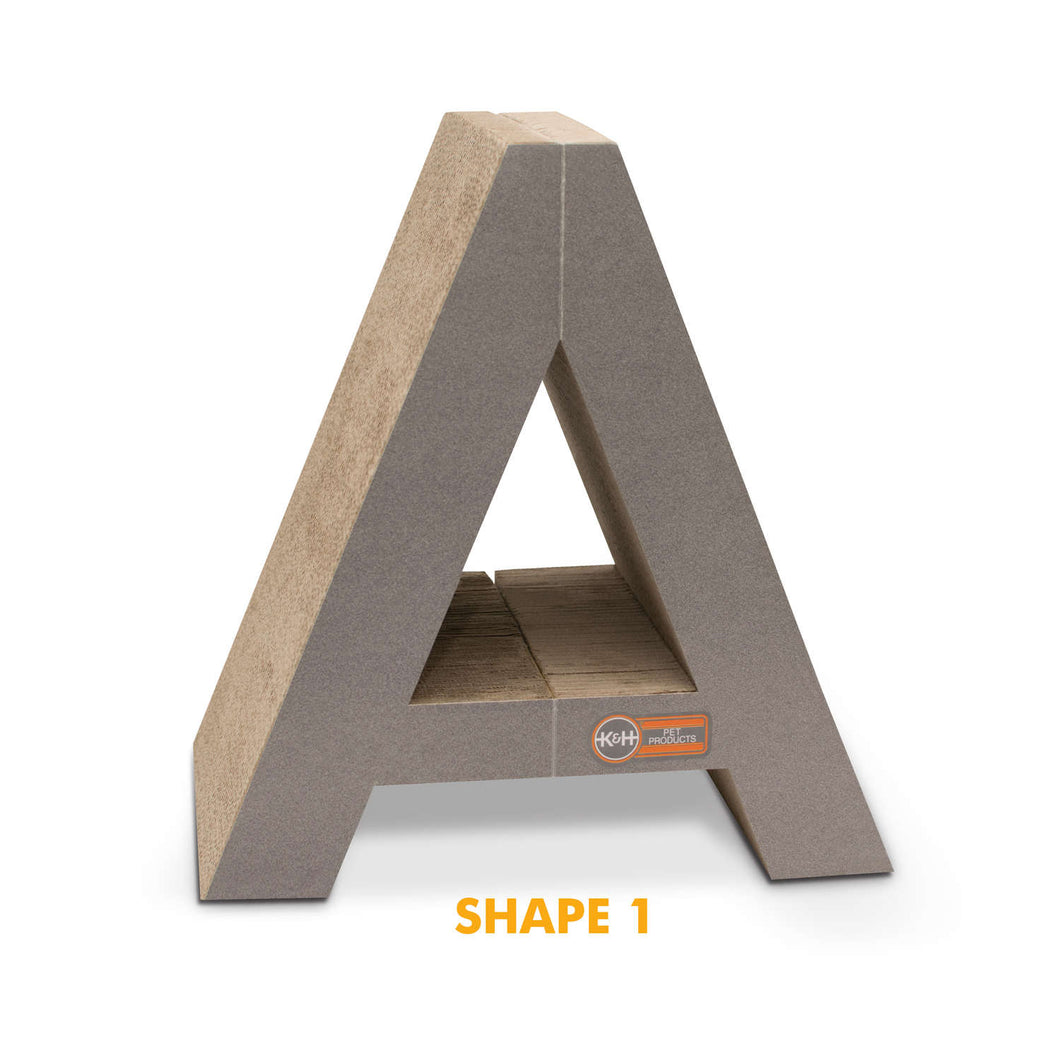 Stretch N' Scratch Cardboard Toy