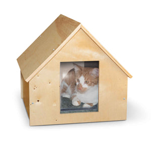 Birdwood Manor Unheated Kitty House