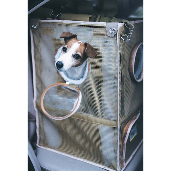 Cozy Cabin Pet Car Seat