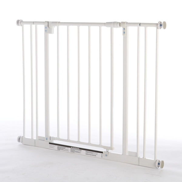 Easy-Close Pressure Mounted Pet Gate