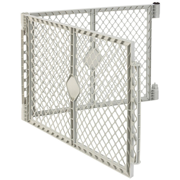 Superyard XT Pet Gate Extension Kit 2 panel
