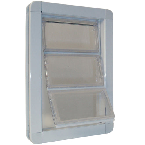 Premium Draft-Stopper Pet Door
