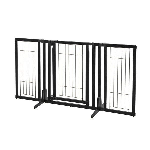 Premium Plus Freestanding Pet Gate