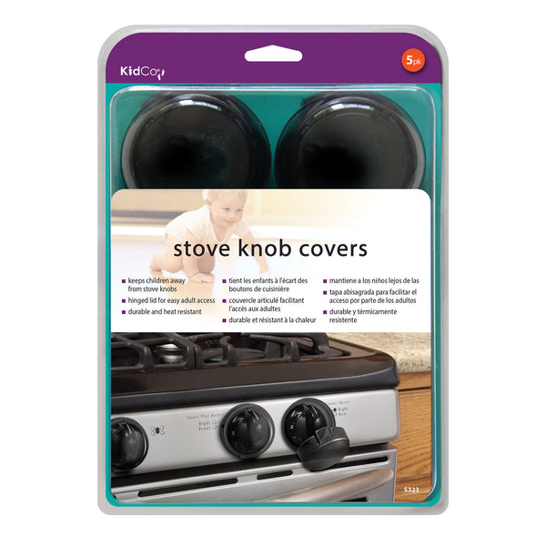 Stove Knob Covers 5 pack