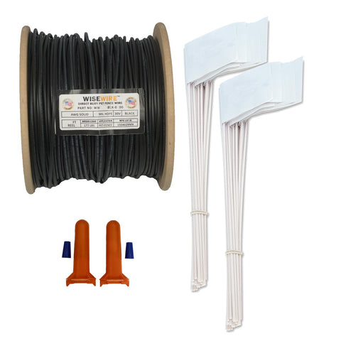 16 gauge Boundary Wire Kit 1000ft