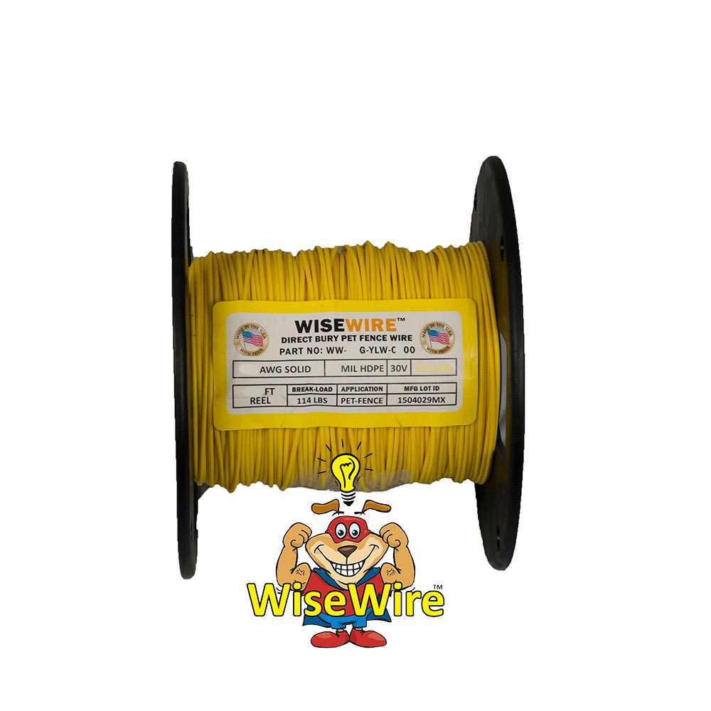 20g Pet Fence Wire 1000ft