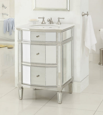 Mirrored Vanities
