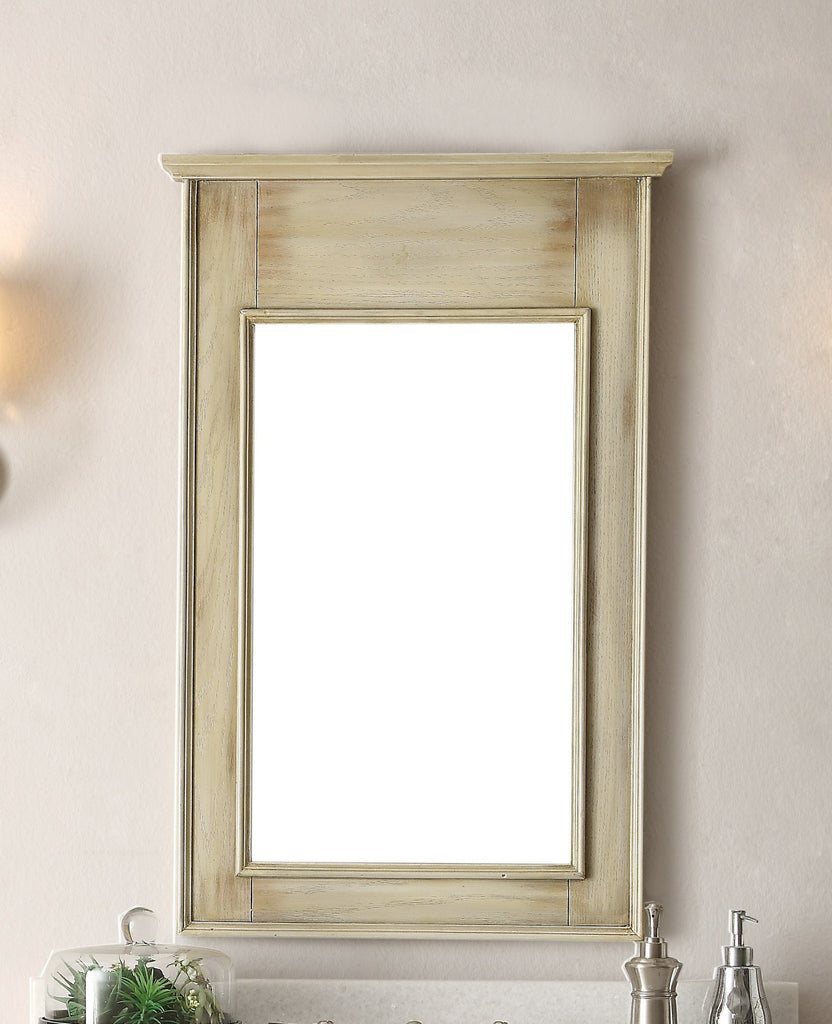 Small Abbeville Wall Mirror MR-28323 - Chans Furniture