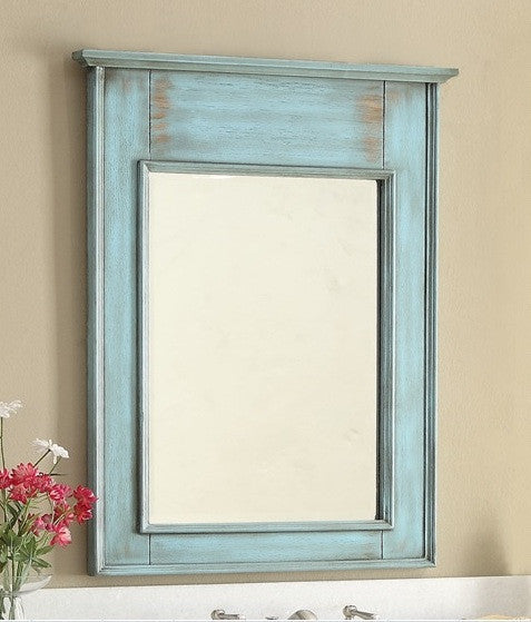 Abbeville 30-inch Wall Mirror MR-28884 - Chans Furniture