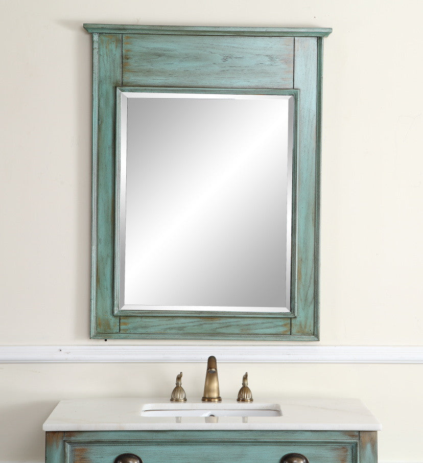 Abbeville 24-inch Wall Mirror MR-28883 - Chans Furniture - 1