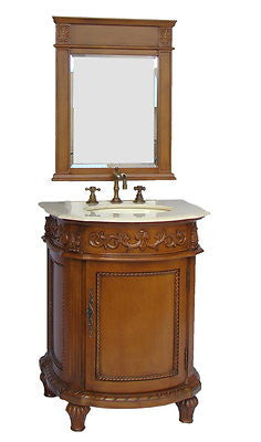 Camelot 26-inch Vanity & Mirror HF0209M - Chans Furniture - 1