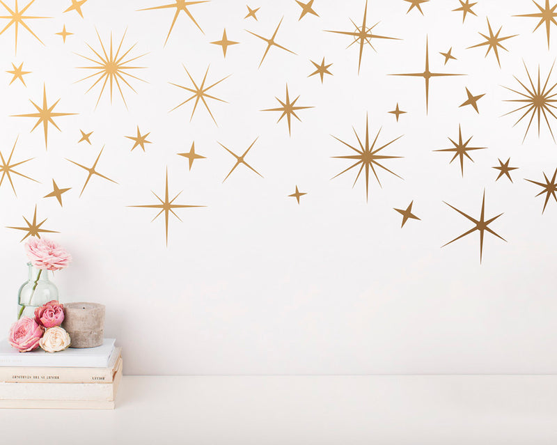 Sparkle Wall Decals