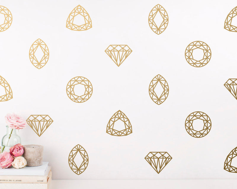 Honeycomb Wall Decals (Size Large)