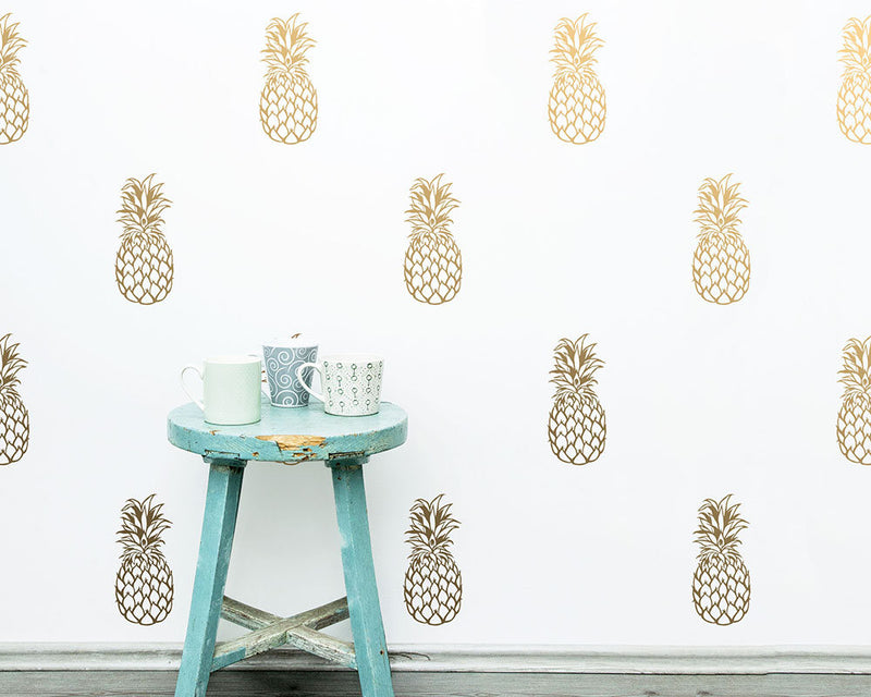 Palm Leaf Decals