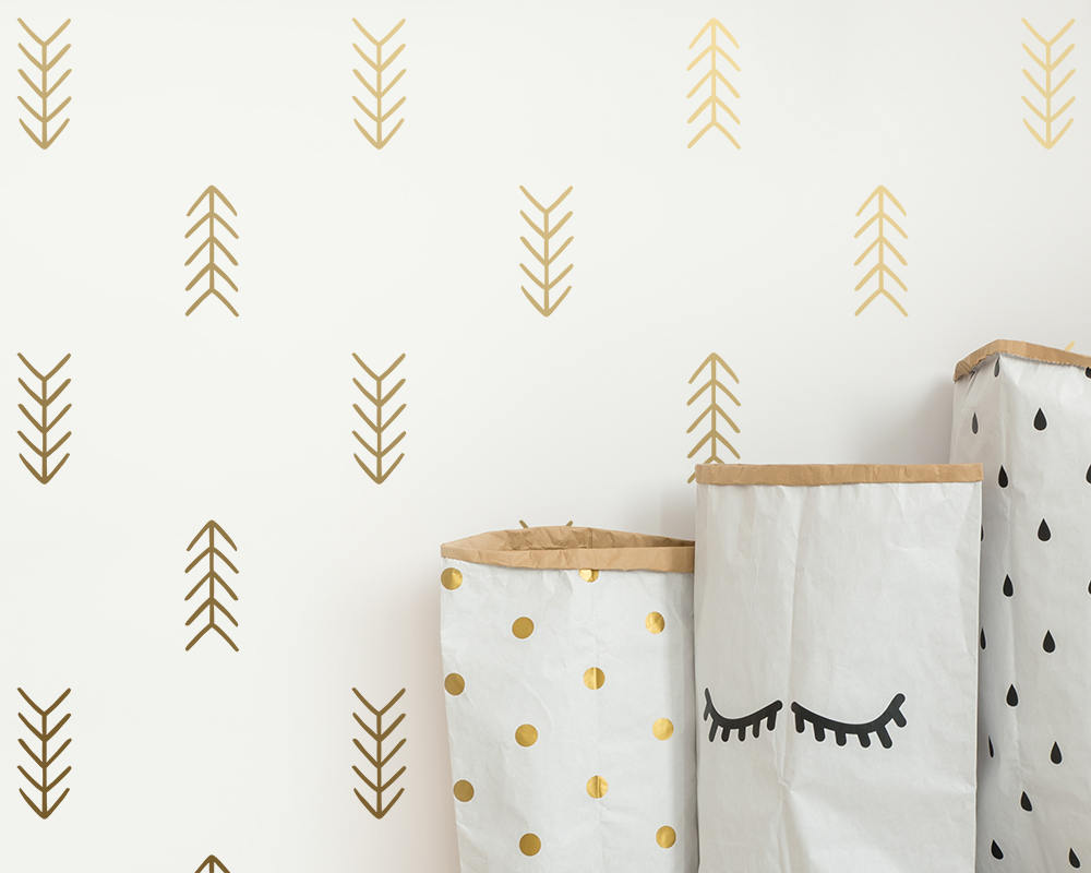 Tribal Arrow Wall Decals