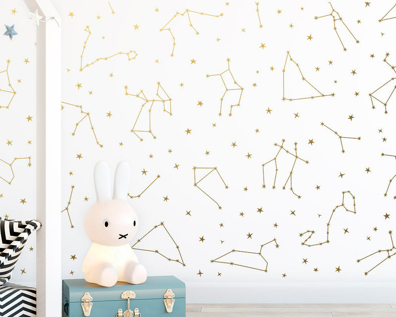 Zodiac Wall Decals