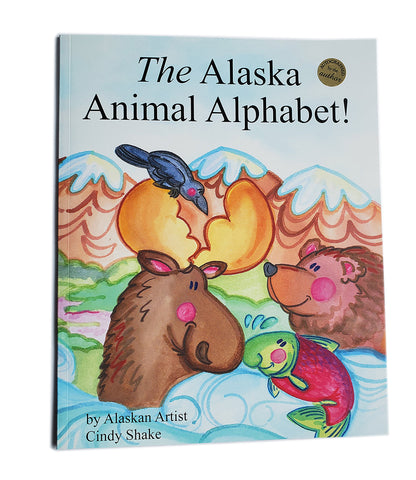 Alaska Animal Alphabet Book