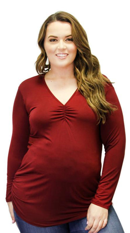 MATERNITY TOP 4710