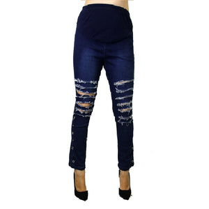 MATERNITY JEANS 8007