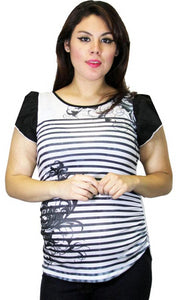 MATERNITY TOP 41076