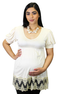 MATERNITY TOP 411535
